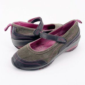 Jambu  Formosa All Terra Flats Leather Suede Size